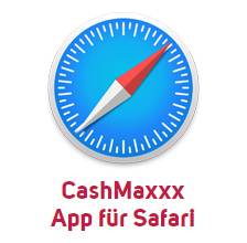 CashMaxxx für Apple Safari